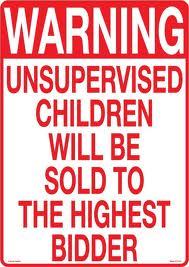 Unsupervised kids